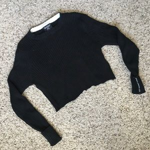 Polo Ralph Lauren Cropped Sweater